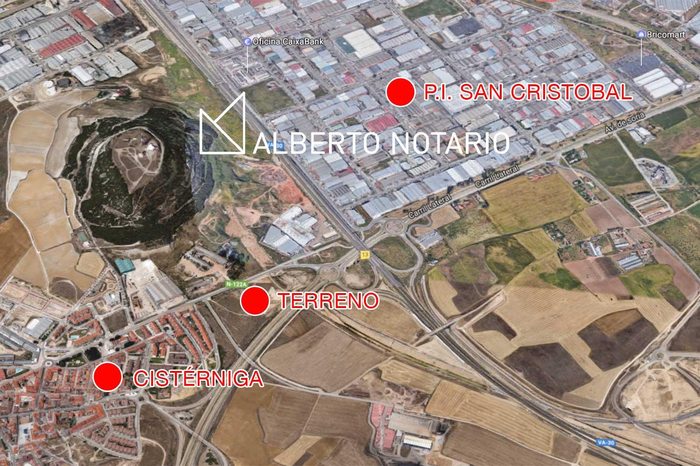 Terreno – Cistérniga – Valladolid