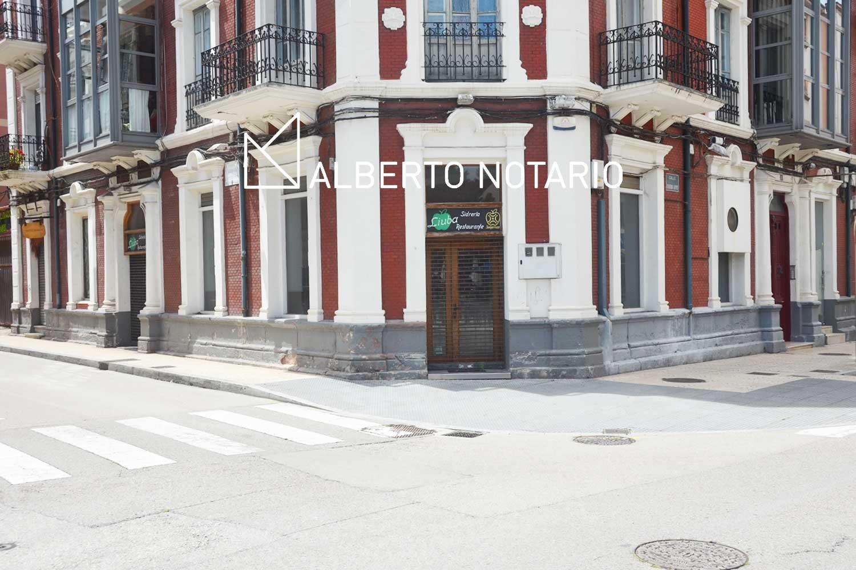 Local C/ Joaquín Hoyos – Torrelavega